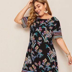 Dresses & Skirts - 💐Botanical Dress💐
